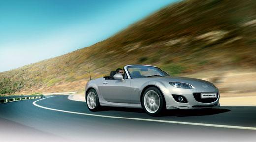 Mazda MX5 a future classic