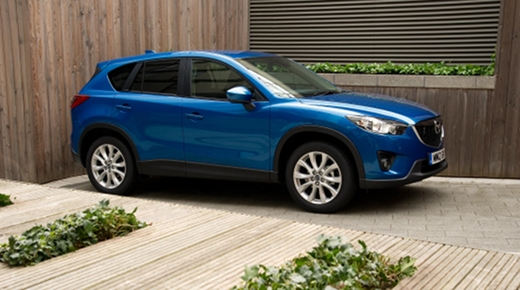Mazda CX5 wins 'top SUV' in What Car? green car awards