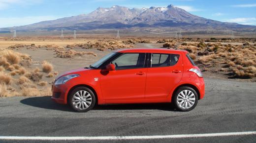 Suzuki Swift continues excellent reliability record