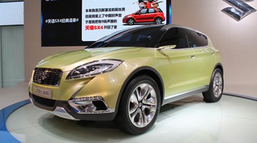 Suzuki: five new models by 2016