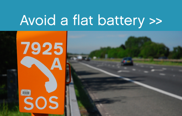 Tips from the RAC to avoid a flat battery