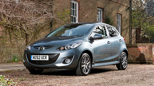 Mazda 2: even more features with updated Mazda 2 Venture Edition
