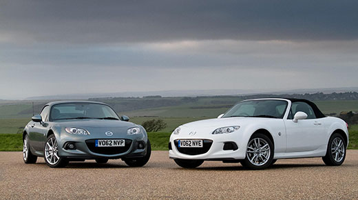 Iconic Mazda MX5 just got better with new Venture Edition