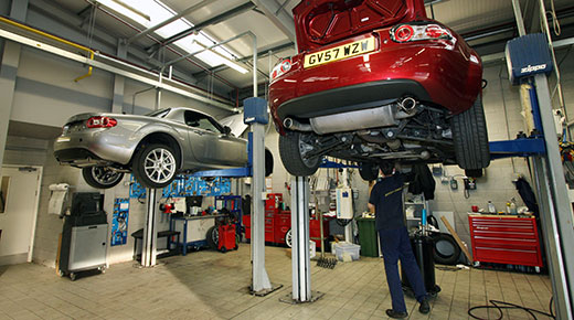 The Ins and Outs of Car Servicing