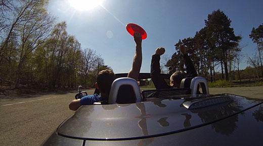 Mazda MX5 fun in the sun