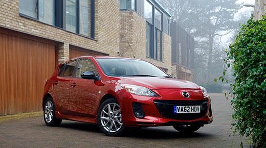Cost comparison: Mazda 3 vs the Ford Focus