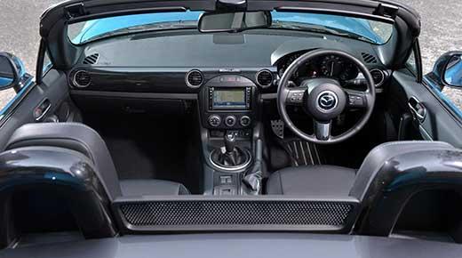 Mazda MX5 Sport Graphite limited edition (c) Mazda