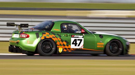 Mazda MX5 GT4 (c) Mazda