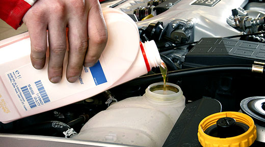 Check and top up your engine coolant – Step by step guide