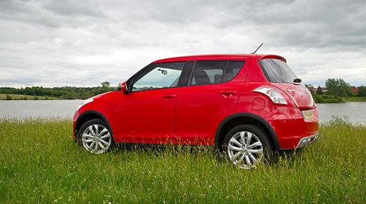 Suzuki Swift 4x4 (c) Suzuki