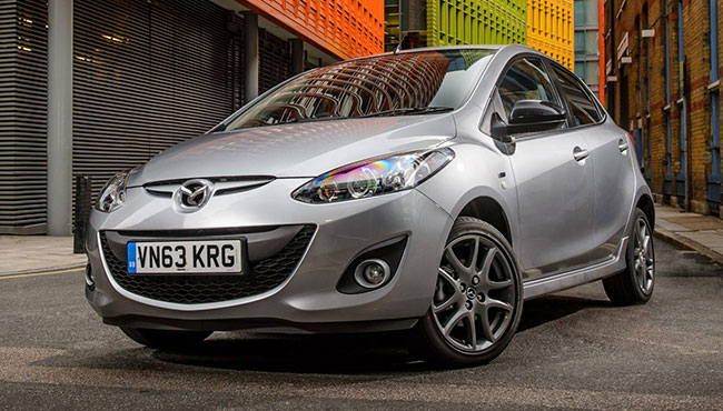New Mazda 2 'Colour Edition' models join upgraded line-up