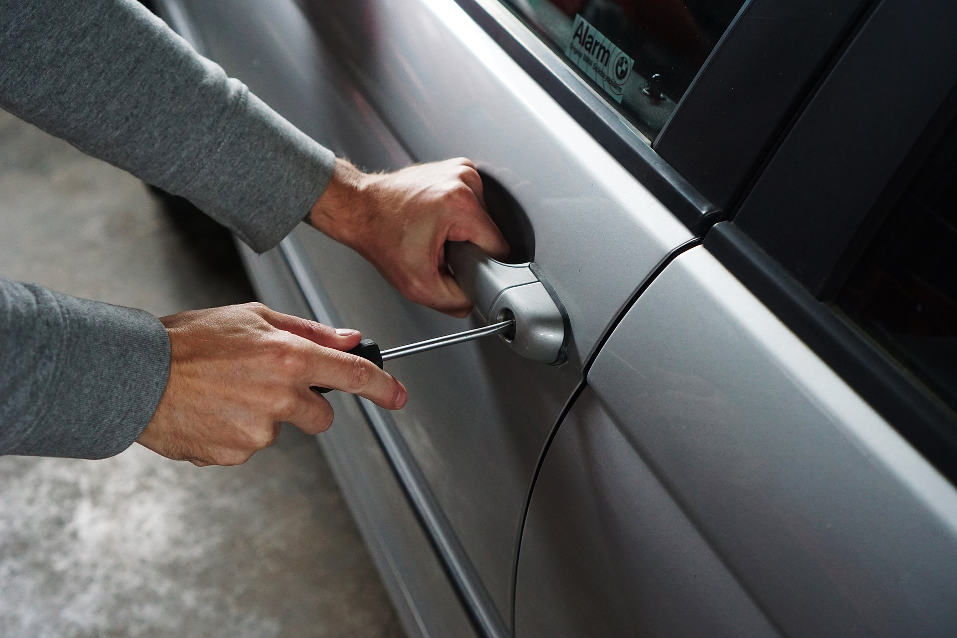 How to improve your car security