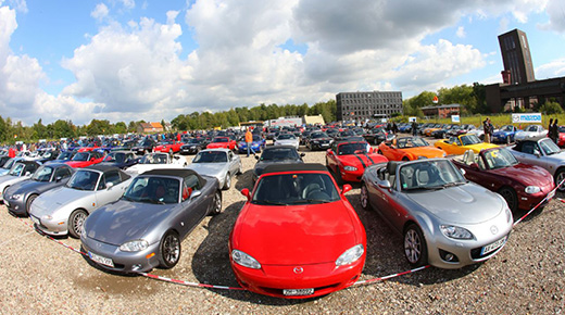Friday Focus: what makes the Mazda MX5 so good? (c) Mazda