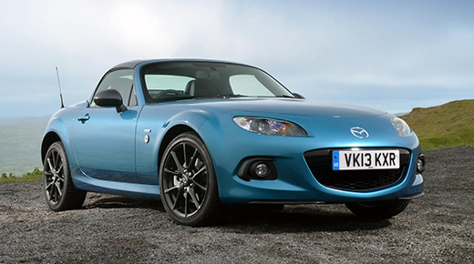 Friday Focus: what makes the Mazda MX5 so good?