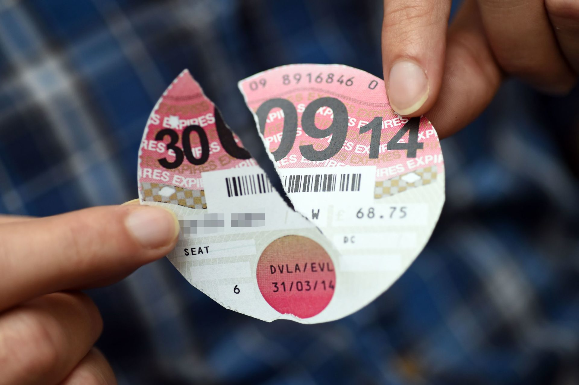 Changes to Tax disc laws