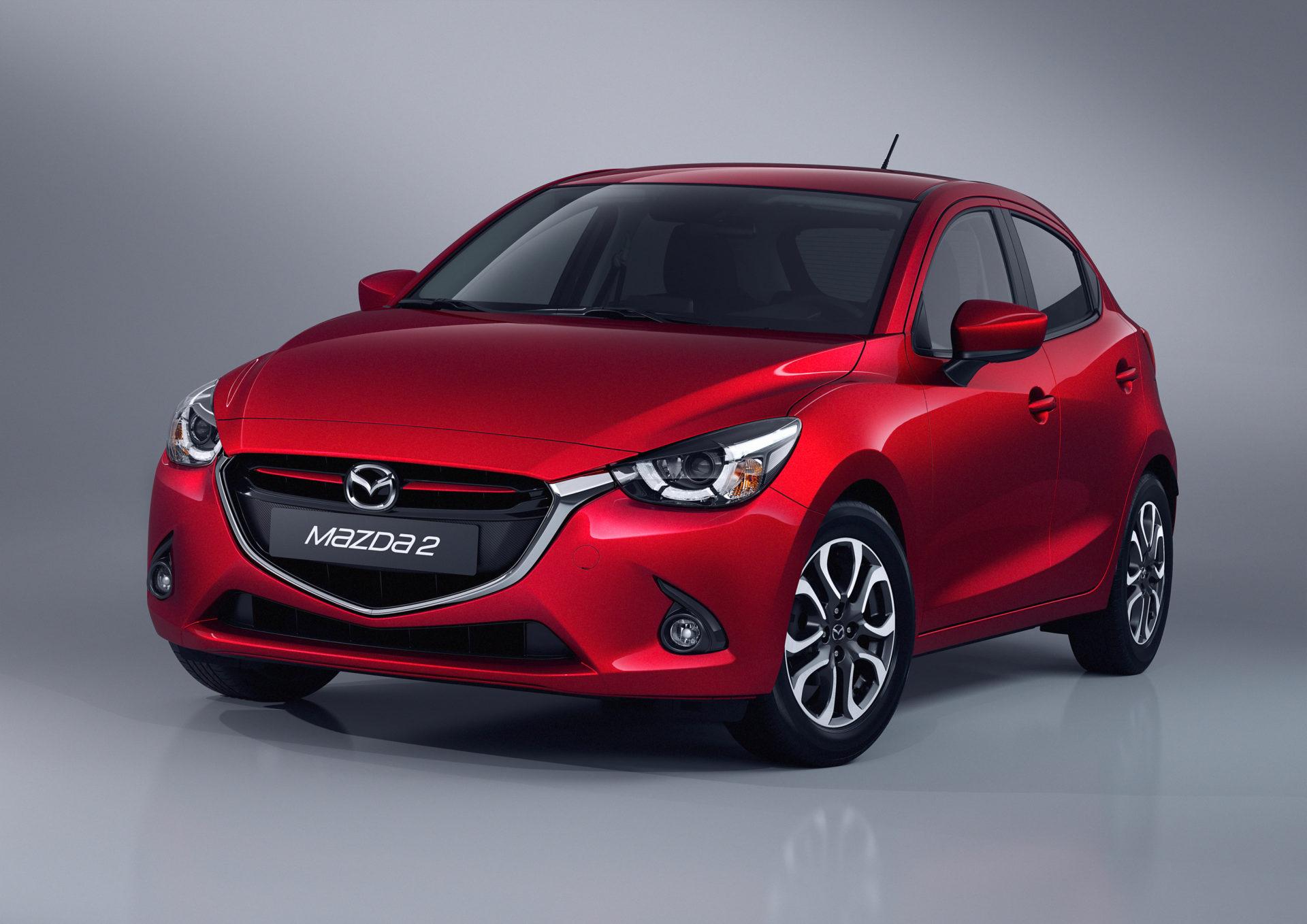 All-new Mazda 2 wins Japan's Car of the Year Award