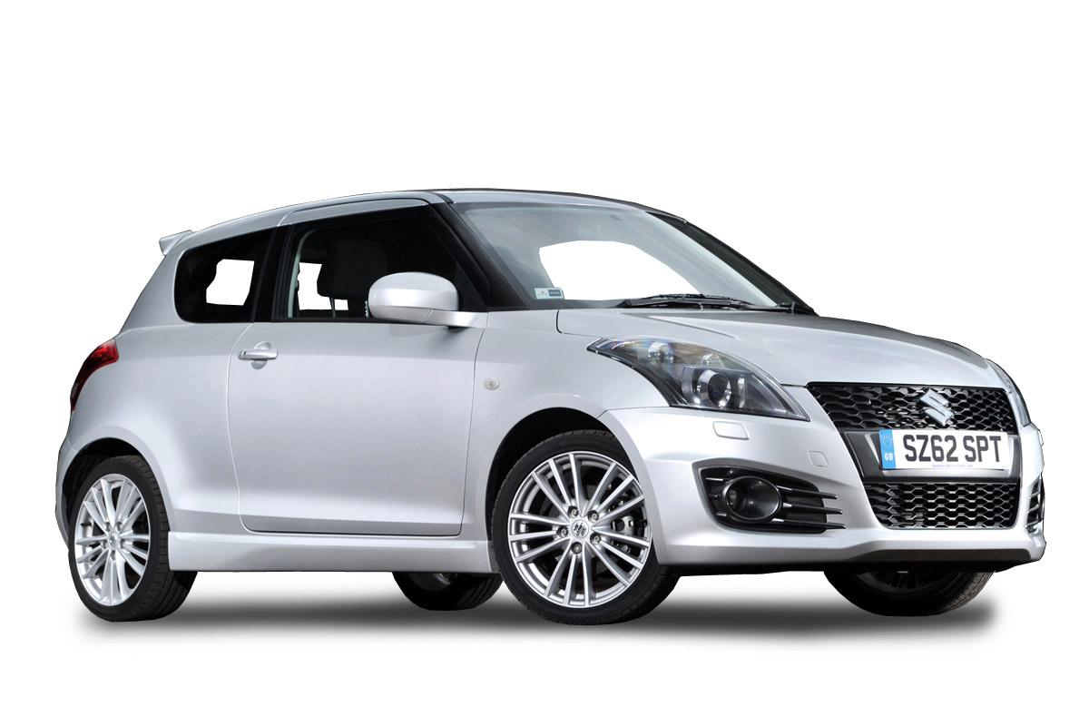 Suzuki Swift Sport wins WhatCar? Award 2015