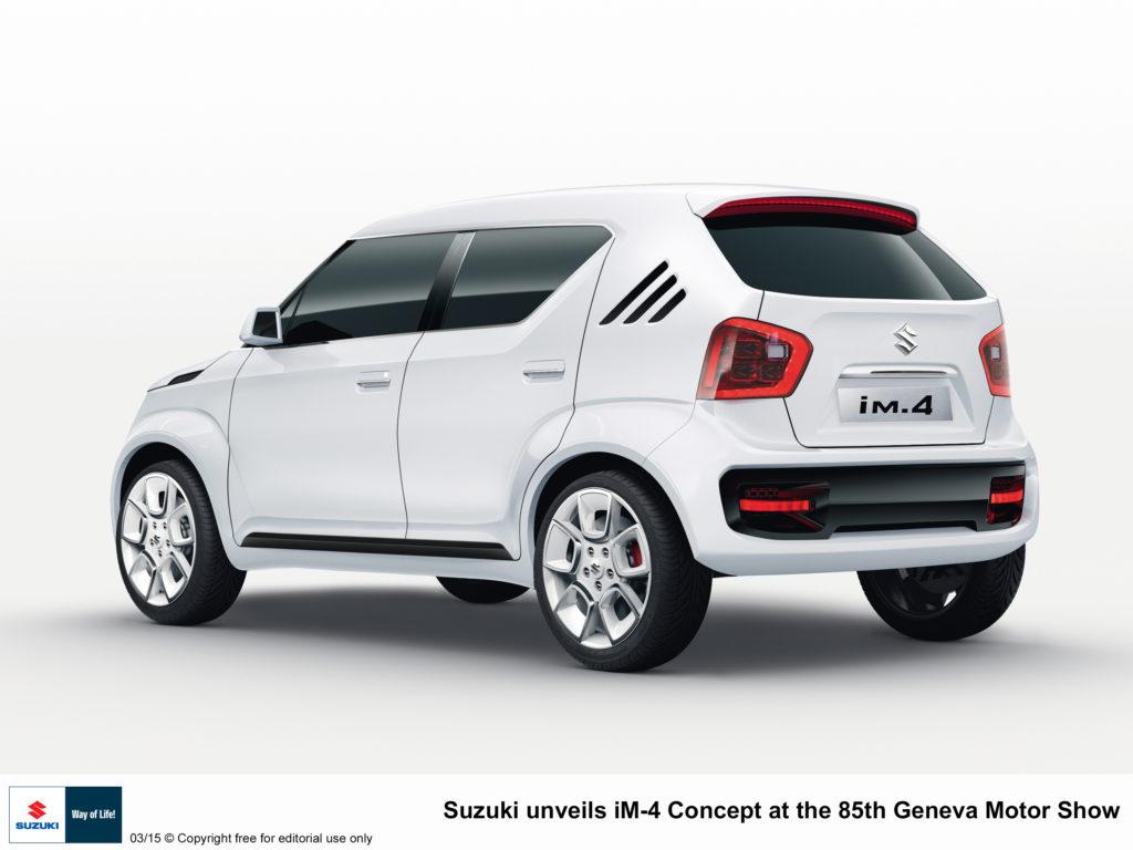 Suzuki concept car im-4
