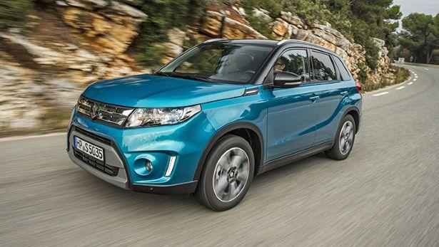 Suzuki Vitara Launching in April