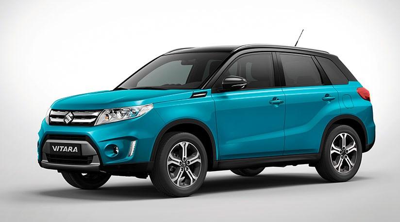 All-new Suzuki Vitara:  It lives