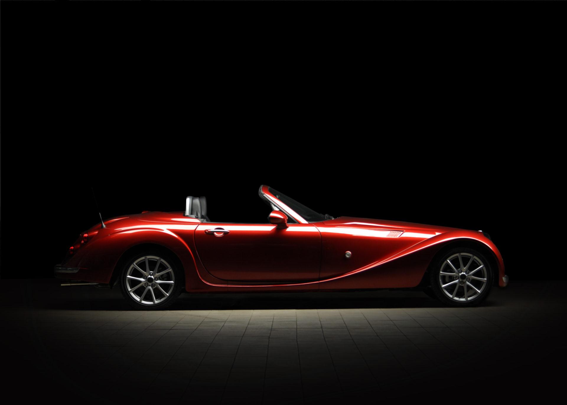 Mitsuoka Motor launches into UK