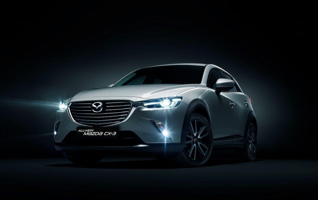 Mazda all-new CX-3