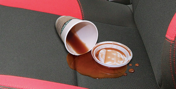 Never worry about stubborn stains on your car seats again!