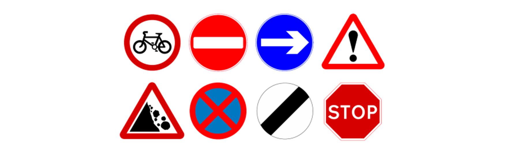 50th anniversary of the The British Road Sign
