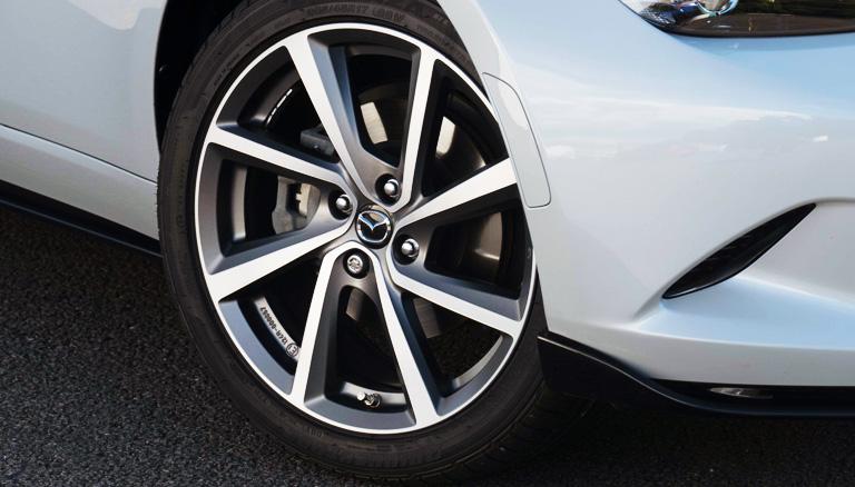 MX-5 Sport Recaro Wheels   T W White & Sons