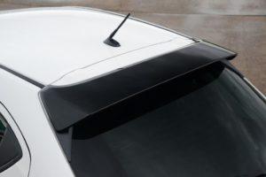 Mazda2 Sport spoiler