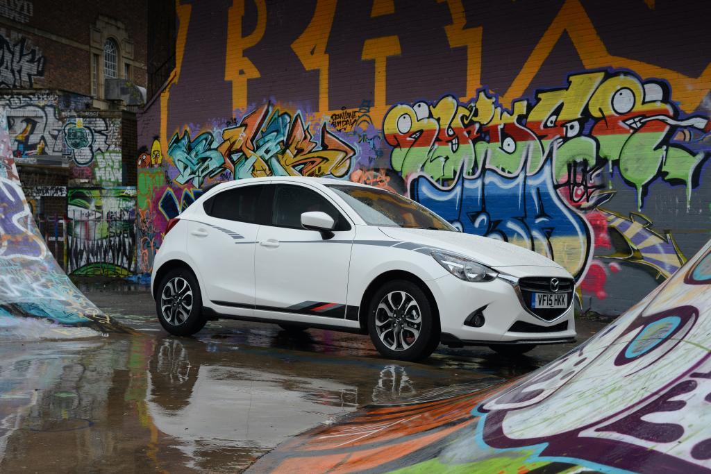 Mazda2 Sport Graffiti