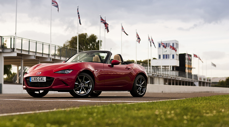 A History of the MX-5