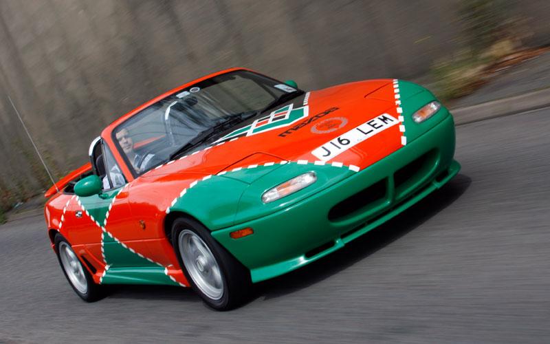 Le Mans edition, Mazda MX-5