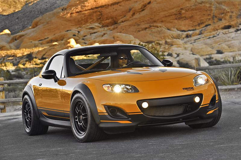 MX-5 Super20 in Hyper Orange