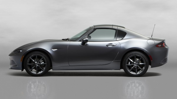 Mazda MX-5 RF side view