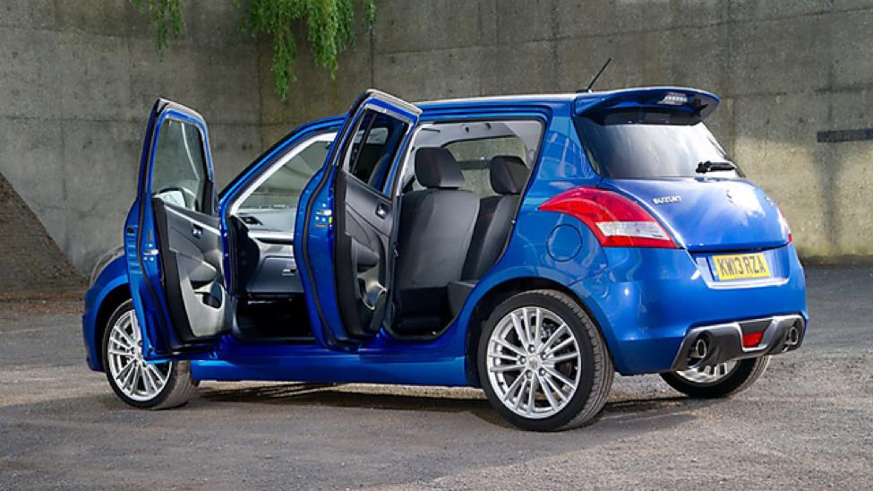 Suzuki Swift Sport | T W White & Sons