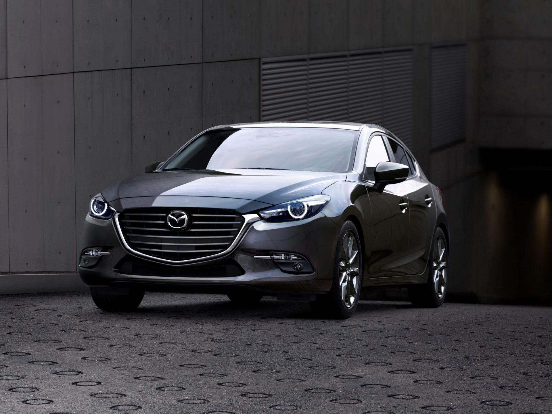 New 2017 Mazda 3 Upgrade Announced