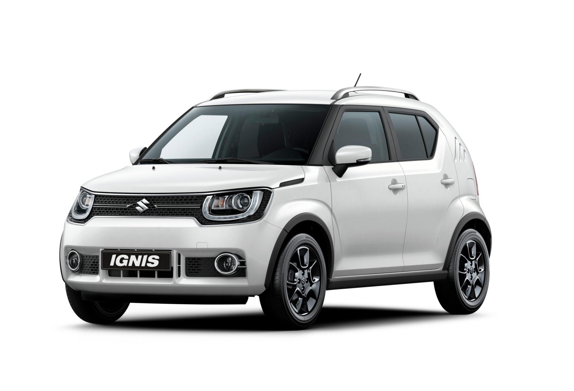 Introducing the Suzuki Ignis