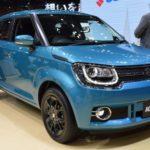 Suzuki Ignis front view