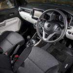 Suzuki ignis front interior