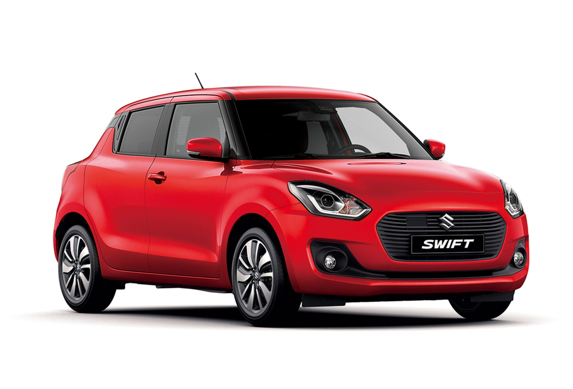 All-new Suzuki Swift Unveiled at 2017 Geneva Motor Show