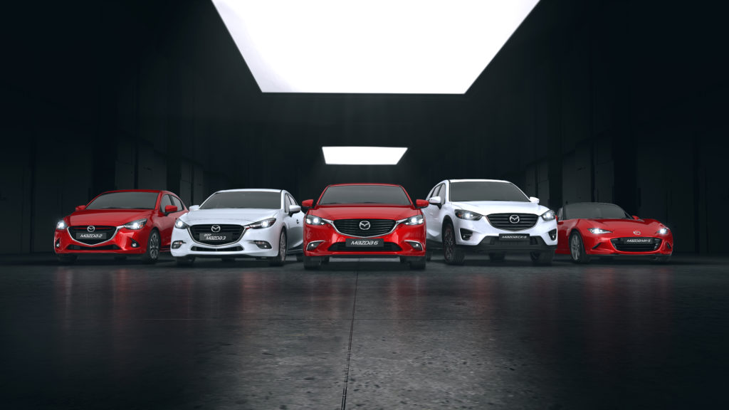 Mazda Sport Range