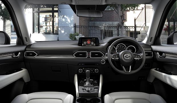 All-new CX-5 Interior