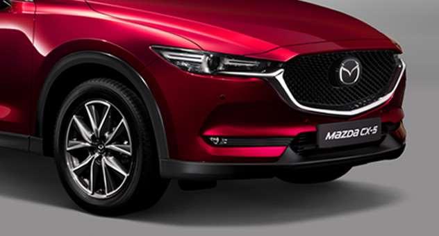 Mazda CX-5 adaptive LED headlights