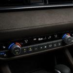 2018 Mazda 6 interior air conditioning controls