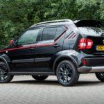 Special Edition Suzuki Ignis Adventure rear
