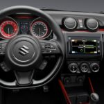 2018 Suzuki Swift Sport Interior, seats and Wheels
