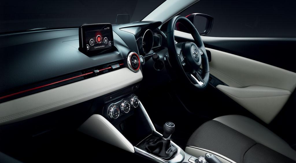 Updated Mazda2