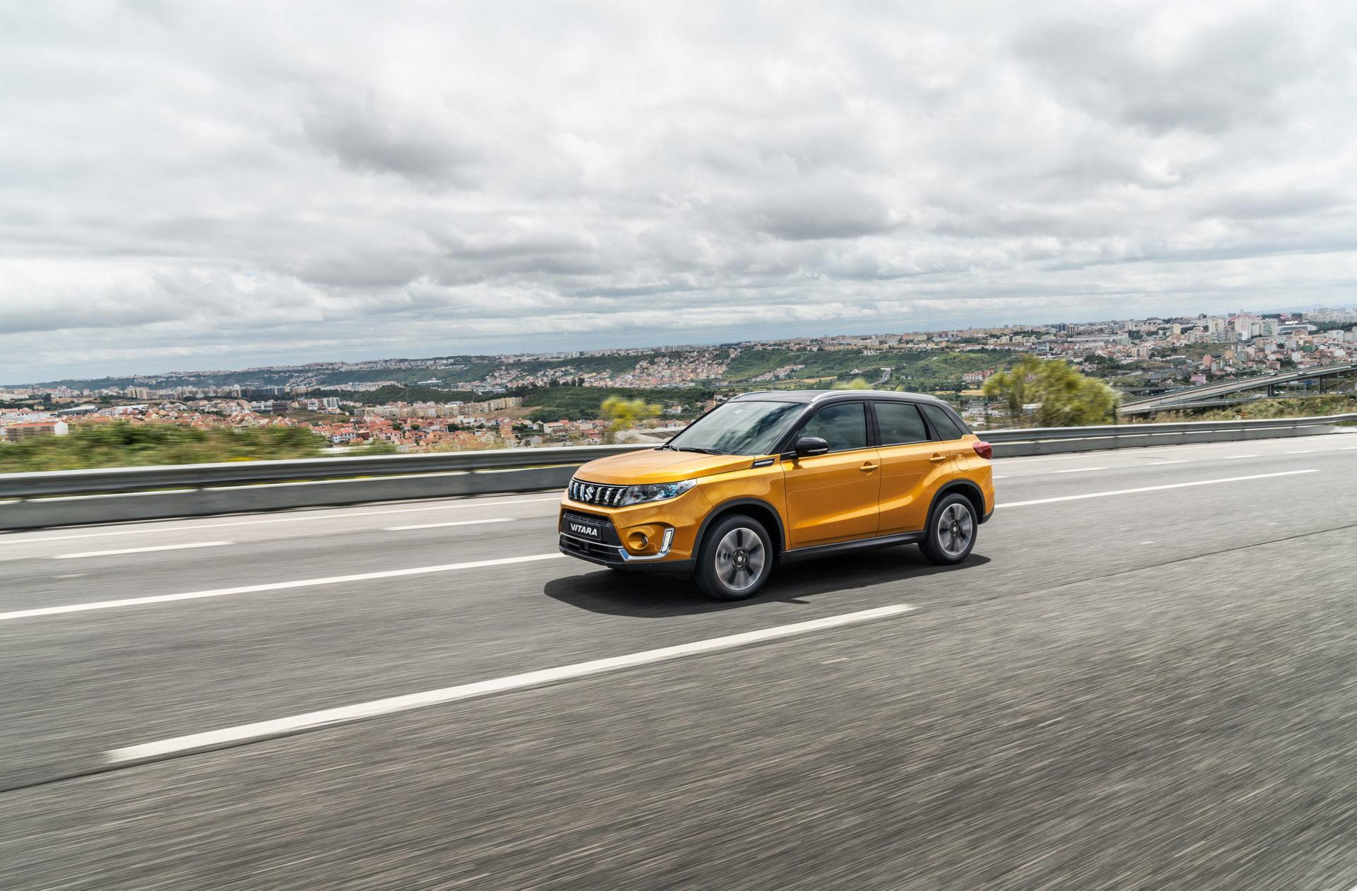 2019 Suzuki Vitara Facelift