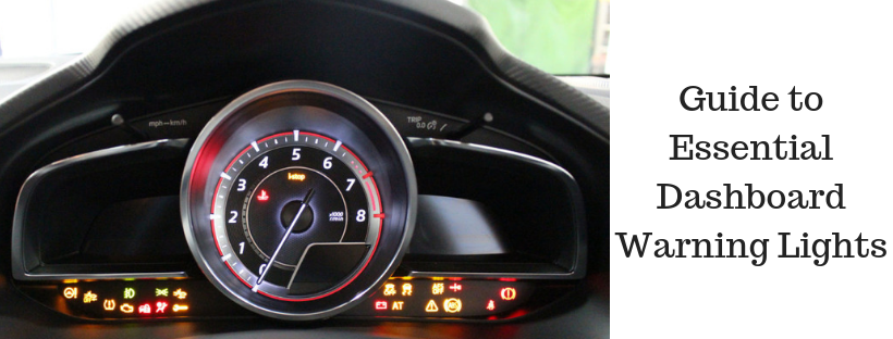 Guide to essential dashboard warning lights